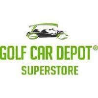 Golf Car Depot Superstore Logo