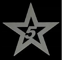 5 Star customs LLC Logo