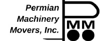 Permian Machinery Movers, Inc Logo