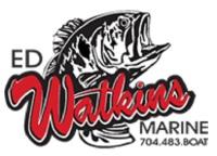 Ed Watkins Marine Logo